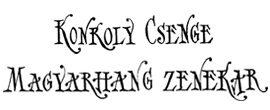 Konkoly Csenge – Magyarhang Zenekar